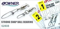 52808 STRONG SNAP BALL BEARING