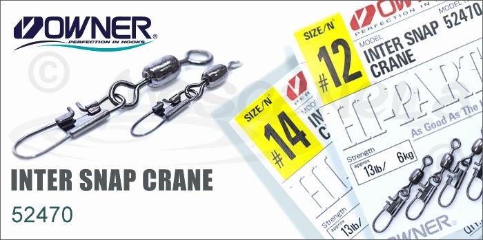 Изображение Owner/C'ultiva 52470 Inter Snap Crane