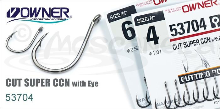 Изображение Owner/C'ultiva 53704 Cut Super CCN with Eye