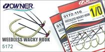 5172 Wacky Weedless Hook