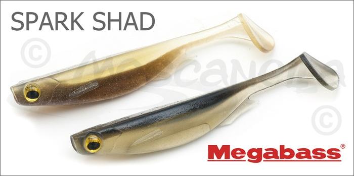 Изображение Megabass Spark Shad