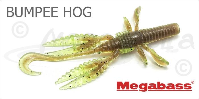 Изображение Megabass BUMPEE HOG