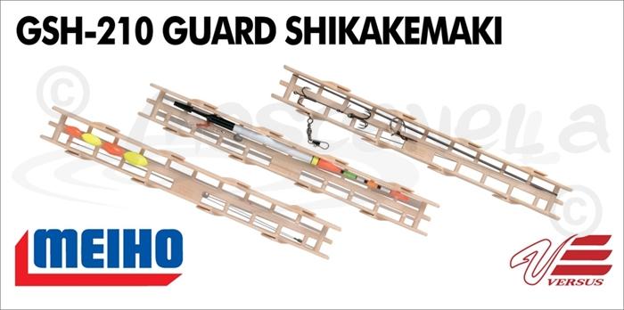 Изображение MEIHO Versus Guard Shikakemaki