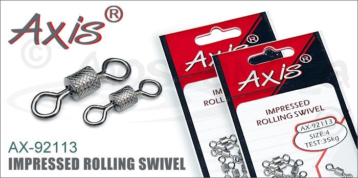 Изображение Axis AX-92113 Impressed Rolling Swivel