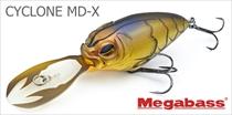 CYCLONE MD-X