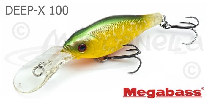 Изображение Megabass DEEP-X 100
