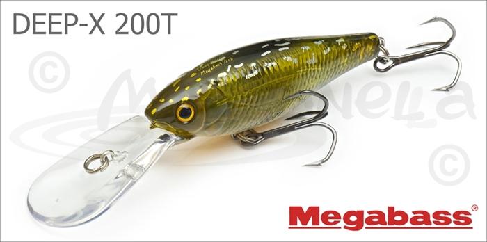 Изображение Megabass DEEP-X 200T