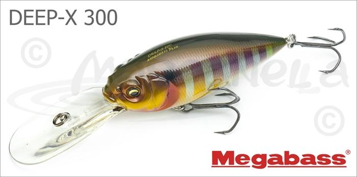 Изображение Megabass DEEP-X 300