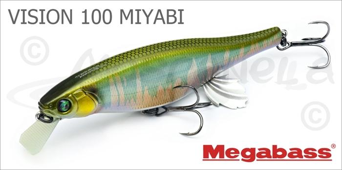 Изображение Megabass VISION 100 MIYABI
