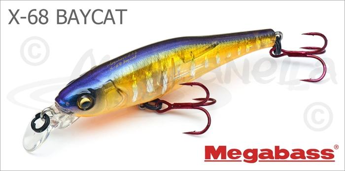 Изображение Megabass X-68 BAY CAT