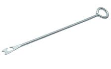 AX-84348 Экстрактор металлический с крючком
