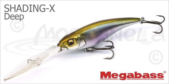 Изображение Megabass SHADING-X DEEP