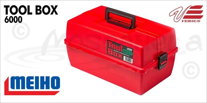 Изображение MEIHO Versus TOOL BOX 6000
