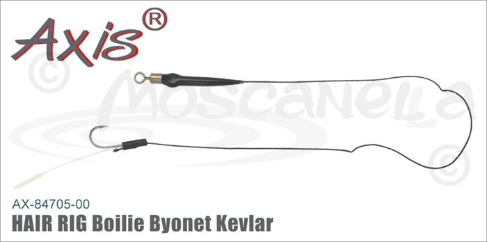 Изображение Axis AX-84705-00 Hair rig boilie byonet kevlar