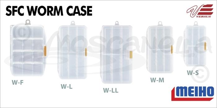 Изображение MEIHO Versus SFC Worm Case (W)